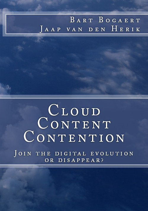 Cloud Content Contention book cover