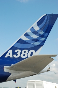 Tail A380