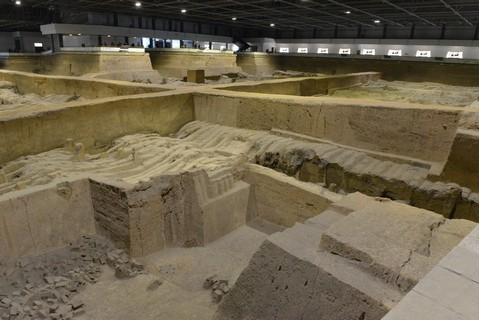 Terracotta Warriors (pit 2)