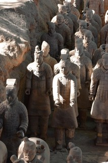 Terracotta Warriors (pit 1)