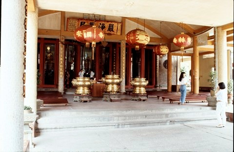 Shuang Lim Si temple